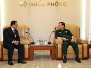 Le Vietnam et les Philippines renforcent leurs relations en matière de défense
