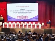 Réunion entre diplomates et entreprises à Hanoï