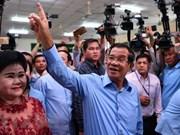 Le PM thaïlandais congratule le Cambodge pour les élections réussies