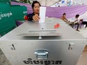 Le Cambodge publie les résultats provisoires des élections législatives