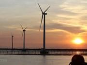 Tra Vinh : construction d'un parc éolien de plus de 140 millions de dollars