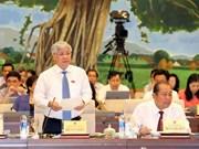 Politiques, formation emploi des minorités ethniques au menu des législateurs