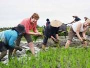 Développement du tourisme communautaire au Vietnam