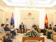 Coopération Vietnam-Australie en matière de défense