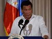 Le président philippin limoge 20 officiers de haut rang