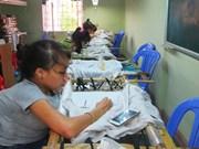 Un projet financé par l'USAID aide les personnes handicapées à Thua Thien-Hue