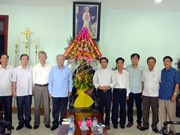 Le pèlerinage de La Vang 2018 à Quang Tri