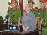 Nghe An : condamnation d'un homme pour activités subversives