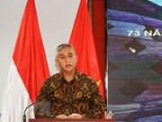 Célébration de la Journée de l'indépendance de l'Indonésie à HCM-Ville