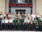 PAMS 42 : Les délégués internationaux impressionnés devant le travail de sauvetage du Vietnam