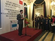 La Journée internationale de la Francophonie fêtée au Vietnam