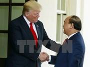 La visite du Premier ministre Nguyen Xuan Phuc aux États-Unis porte ses fruits