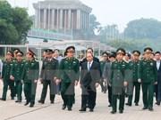 Le mausolée du Président Ho Chi Minh sera rouvert le 6 décembre