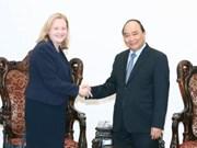 Le Vietnam souhaite promouvoir la coopération commerciale avec l'Irlande