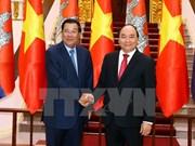 Le Vietnam et le Cambodge souhaitent consolider leurs relations