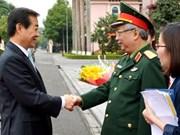 Vietnam et République de Corée dialoguent sur la politique de défense