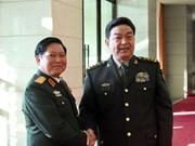 Vietnam-Chine : Les ministères de la Défense plaident pour des liens approfondis