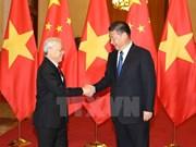 Messages de félicitations pour les 67 ans d'établissement des relations diplomatiques Vietnam-Chine