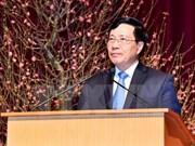 Le vice-PM et ministre des AE Pham Binh Minh reçoit un responsable de l'AIIB