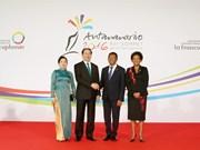 Entre le Vietnam et la Francophonie, une année riche en relations
