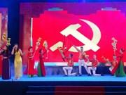 Messages de félicitations pour les 87 ans du Parti communiste vietnamien