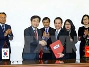L'Agence vietnamienne d'information et Yonhap renforcent la coopération