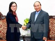 Le PM promet de favoriser les activités du chinois Huawei