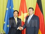 Vietnam et Allemagne sont convenus de dynamiser leur coopération