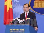 Le Vietnam proteste contre les constructions chinoises en Mer Orientale