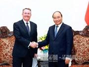 Le Vietnam favorise les activités des entreprises britanniques