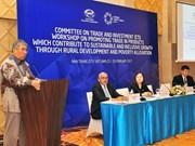 APEC : Du copieux au menu de la SOM 1 et des réunions connexes