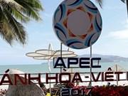 Le Vietnam œuvre activement pour le succès de l'APEC 2017
