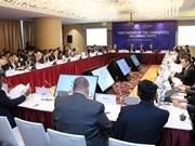 APEC : les comités abordent leur dernière journée de travail avant la SOM 1