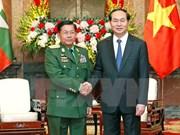 """Le Myanmar, """"partenaire de premier rang du Vietnam"""""""