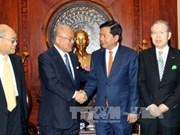 Le Vietnam et le Japon veulent coopérer plus sur l'éducation et l'investissement