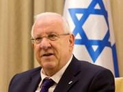 Le président israélien effectuera une visite d'Etat  au Vietnam