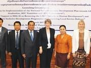 Le PNUD va accorder une aide de 103 millions de dollars au Laos