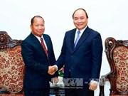 Promouvoir la coopération entre les ministères vietnamien et laotien de la Sécurité publique