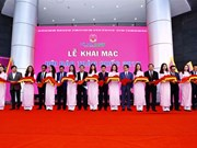 La Fête nationale de la presse 2017 s'ouvre à Hanoi
