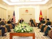 La coopération vietnamo-américaine dans la défense au beau fixe