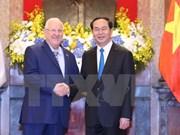 Le Vietnam et Israël s'engagent à renforcer leurs relations