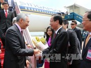 La visite du PM Lee Hsien Loong resserrera les liens Singapour-Vietnam