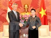 Hisser le partenariat stratégique Vietnam-Singapour à un nouveau palier