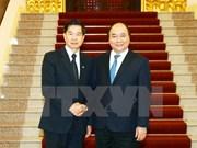 Le Premier ministre salue la coopération entre Hanoi et Vientiane