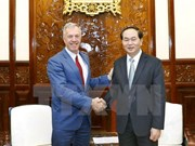"""Le Vietnam """"prêt à promouvoir le partenariat stratégique intégral avec les Etats-Unis"""""""