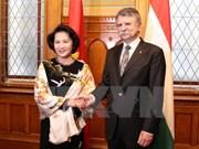 Vietnam et Hongrie renforcent la coopération bilatérale dans tous les domaines