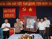 Le leader du Parti invite Gia Lai à exploiter ses atouts