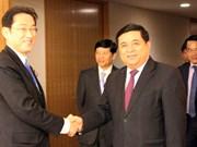 Le Japon souhaite un environnement de l'investissement plus amélioré au Vietnam
