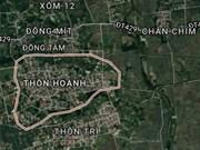 Troubles à l'ordre public à Dông Tâm : Hanoi en informe