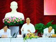 Binh Thuân appelée à devenir une province développée du littoral méridional du Centre